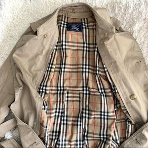 Burberrys Men's Vintage Coat